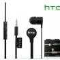 Фирменные оригинальные наушники-вкладыши HTC с микрофоном и переключателем песен для всех моделей телефонов..