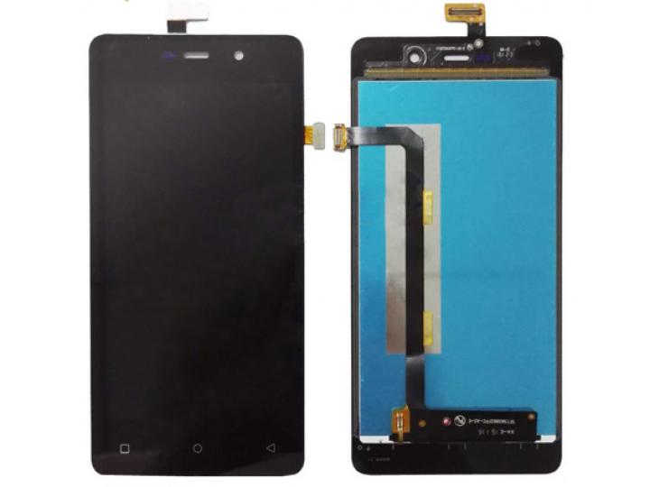 Фирменный LCD-ЖК-сенсорный дисплей-экран-стекло с тачскрином на телефон Highscreen Power Four