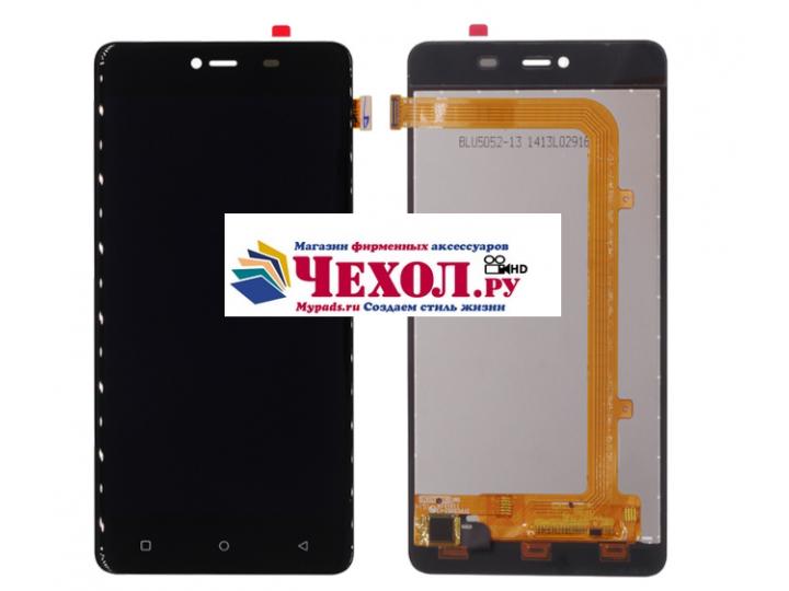 Фирменный LCD-ЖК-сенсорный дисплей-экран-стекло с тачскрином на телефон Highscreen Power Rage