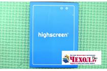 """Фирменная аккумуляторная батарея 6000 mah на телефон  Highscreen Pure F"""" + инструменты для вскрытия + гарантия"""