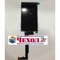 Фирменный LCD-ЖК-сенсорный дисплей-экран-стекло с тачскрином на телефон Highscreen Alpha GTR черный + гарантия..