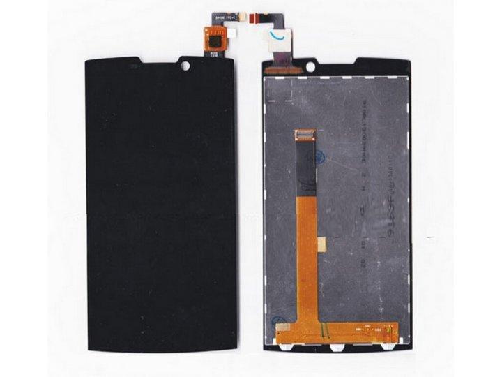 Фирменный LCD-ЖК-сенсорный дисплей-экран-стекло с тачскрином на телефон Highscreen Boost 2 / Boost 2 SE 5.0