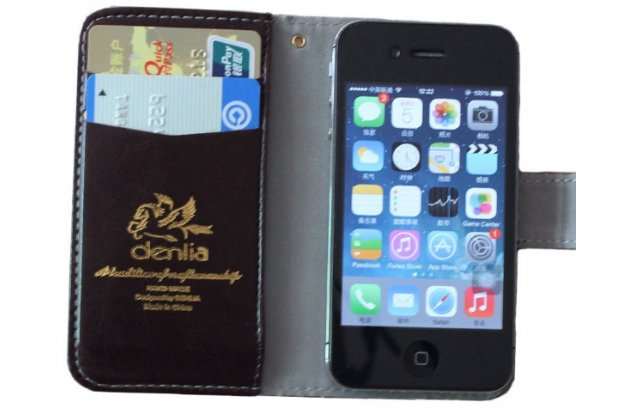 Фирменный чехол-книжка из качественной импортной кожи с подставкой застёжкой и визитницей для ХОМТОМ ХТ10 черный