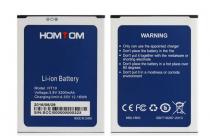 Фирменная аккумуляторная батарея 3.8V 3200mAh на телефон HomTom HT10 + инструменты для вскрытия + гарантия