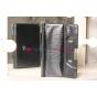 Чехол для HP Envy X2 черный кожаный