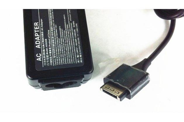 Фирменное зарядное устройство блок питания от сети для планшета-ноутбука HP Envy X2 (15-C001dx) + гарантия