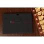 Фирменный чехол-обложка для Huawei Mediapad 10 FHD черный кожаный