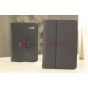 Чехол-обложка для Huawei Mediapad 7 Lite черный кожаный