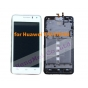 Фирменный LCD-ЖК-сенсорный дисплей-экран-стекло с тачскрином на телефон Huawei Ascend Honor Pro G600 (U8950) б..