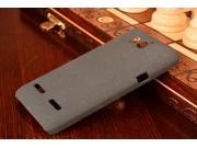 Фирменная задняя панель-крышка-накладка из тончайшего и прочного пластика для Huawei Ascend Honor Pro G600 (U8..