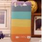 Фирменная необычная из ультра-тонкого силикона задняя панель-чехол-накладка для Huawei Ascend G620S
