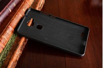 Фирменная роскошная задняя панель-чехол-накладка с безумно красивым расписным эклектичным узором на Huawei Ascend Mate 7/7 Premium