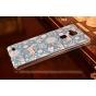 Фирменная необычная из легчайшего и тончайшего пластика задняя панель-чехол-накладка для Huawei Ascend Mate 7 ..