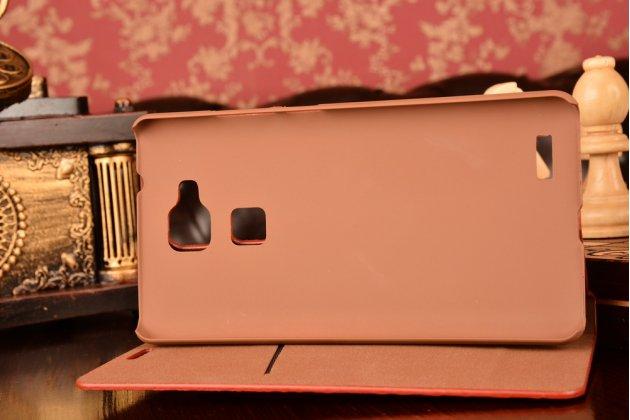 Фирменный роскошный эксклюзивный чехол с объёмным 3D изображением кожи крокодила для Huawei Ascend Mate 7/7 Premium. Только в нашем магазине. Количество ограничено