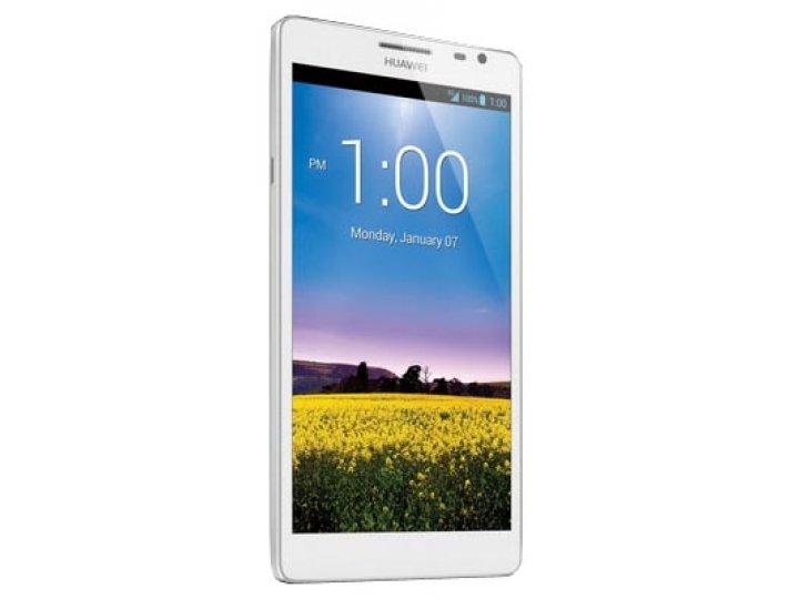 Фирменная защитная пленка для телефона Huawei Ascend Mate MT1-U06 глянцевая..