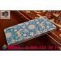 Фирменная роскошная задняя панель-чехол-накладка с безумно красивым расписным узором на Huawei Ascend P7 / P7 ..