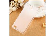 """Фирменная ультра-тонкая полимерная из мягкого качественного силикона задняя панель-чехол-накладка для  Huawei Ascend Y336 / Y3 /Y3C /Y3-U03 4.0""""  белая"""
