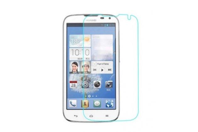 "Фирменная оригинальная защитная пленка для телефона Huawei Ascend Y336 / Y3 /Y3C /Y3-U03 4.0""   глянцевая"