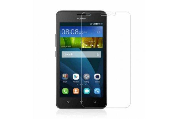 "Фирменная оригинальная защитная пленка для телефона Huawei Ascend Y635/ Y635-CL00/Y635-TL00/ Y635-L21 5.0""  глянцевая"