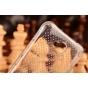 Фирменная ультра-тонкая полимерная из мягкого качественного силикона задняя панель-чехол-накладка для Huawei E..