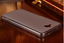"""Фирменная ультра-тонкая полимерная из мягкого качественного силикона задняя панель-чехол-накладка для Huawei Enjoy 5 (TIT-AL00)/Y6 Pro/Honor 4C Pro (TIT-L01) 5.0"""" черная"""