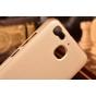 Фирменная задняя панель-крышка-накладка из тончайшего и прочного пластика для Huawei G8 mini / Huawei Enjoy 5S..
