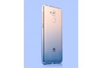 Фирменная ультра-тонкая полимерная задняя панель-чехол-накладка из силикона для Huawei Honor 6C/Huawei Enjoy 6S / Nova Smart 5.0 прозрачная с эффектом дождя