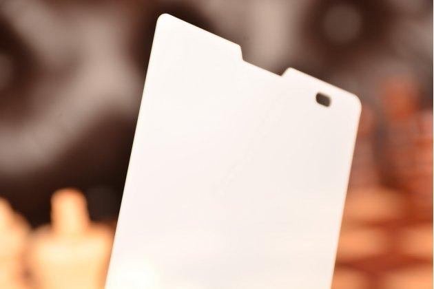 Фирменное защитное закалённое противоударное стекло премиум-класса из качественного японского материала с олеофобным покрытием для Huawei Honor 3C