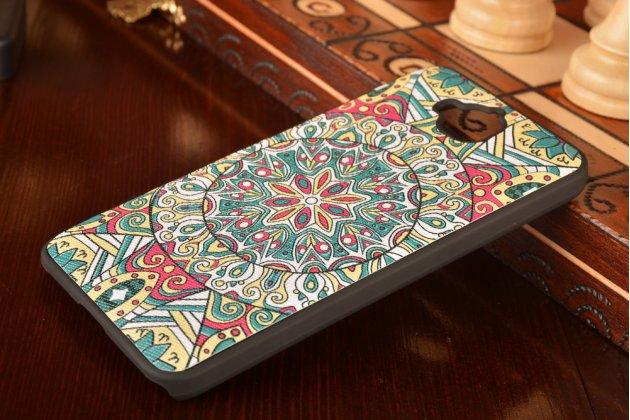 """Фирменная роскошная задняя панель-чехол-накладка из пластика с объемным  3D изображением для Huawei Honor 4C Pro (TIT-L01) 5.0"""" с безумно красивым рисунком  """"Тематика Эклектические узоры"""""""