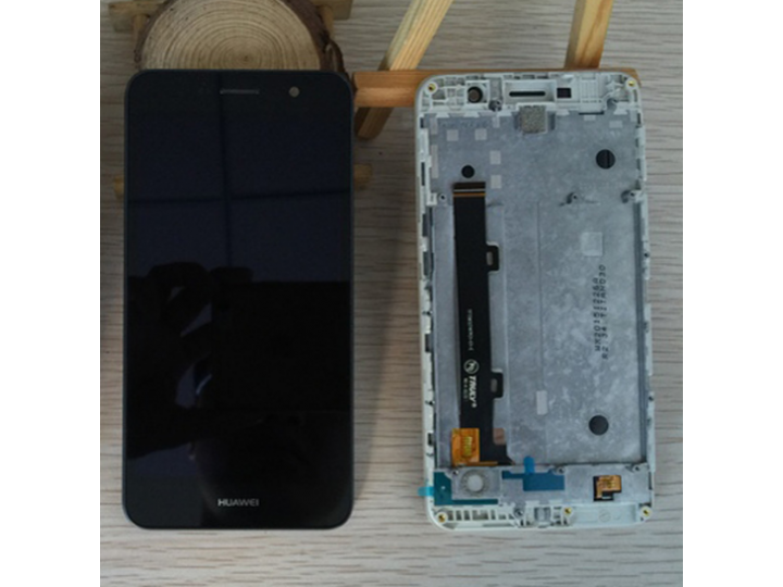 Фирменный LCD-ЖК-сенсорный дисплей-экран-стекло с тачскрином на телефон Huawei Honor 4C Pro (TIT-L01) 5.0