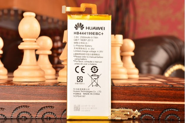Фирменная аккумуляторная батарея HB444199EBC+/ 2300 mAh  на телефон Huawei Honor 4C+ инструменты для вскрытия + гарантия