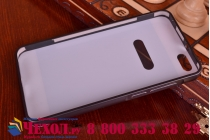 Фирменная металлическая задняя панель-крышка-накладка из тончайшего облегченного авиационного алюминия для Huawei Honor 4X черная