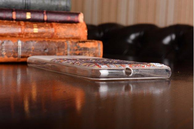 """Фирменная роскошная задняя панель-чехол-накладка с безумно красивым расписным рисунком на Huawei Y6 2 (II)"""""""