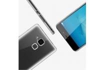"""Фирменная задняя панель-крышка-накладка из тончайшего и прочного пластика для Huawei Honor 5C/7 Lite/GT3 5.2"""" прозрачная"""