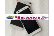 """Фирменный LCD-ЖК-сенсорный дисплей-экран-стекло с тачскрином на телефон Huawei Honor 5C/7 Lite/GT3 5.2""""  белый + гарантия"""