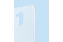 """Фирменная задняя панель-крышка-накладка из тончайшего и прочного пластика с логотипом в фирменной упаковке для Huawei Honor 5C/7 Lite/GT3 5.2"""" Does Not Apply прозрачная"""
