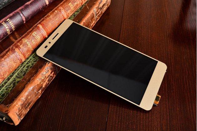 Фирменный LCD-ЖК-сенсорный дисплей-экран-стекло с тачскрином на телефон Huawei Honor 5X 5.5 (KIW-L21 /TL00 /AL10) золотой + гарантия