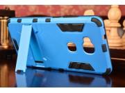 Противоударный усиленный ударопрочный фирменный чехол-бампер-пенал для  Huawei Honor 5X / 5X Play /  KIW-AL10 ..