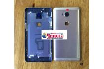 Родная оригинальная задняя крышка-панель которая шла в комплекте для Huawei Honor 5X 5.5 (KIW-L21 /TL00 /AL10) серебряная