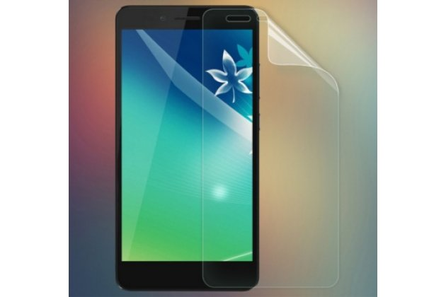 "Фирменная оригинальная защитная пленка для телефона Huawei Honor 5X / 5X Play /  KIW-AL10 / Mate 7 Mini /GR5 5.5""  глянцевая"