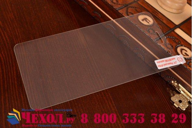 Фирменное защитное закалённое противоударное стекло премиум-класса из качественного японского материала с олеофобным покрытием для Huawei Honor 6 Plus