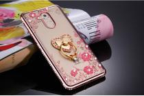 """Фирменная роскошная задняя панель-чехол-накладка из мягкого силикона с объемным 3D изображением для Huawei Enjoy 6S / Nova Smart 5.0 (DIG-AL00)/ Honor 6C 5.0 (DIG-AL00) с безумно красивым рисунком """"тематика Цветущая сакура"""""""