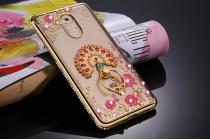 """Фирменная роскошная задняя панель-чехол-накладка из мягкого силикона с объемным 3D изображением для Huawei Enjoy 6S / Nova Smart 5.0(DIG-AL00)/Honor 6C с безумно красивым рисунком """"тематика Цветущая сакура"""""""