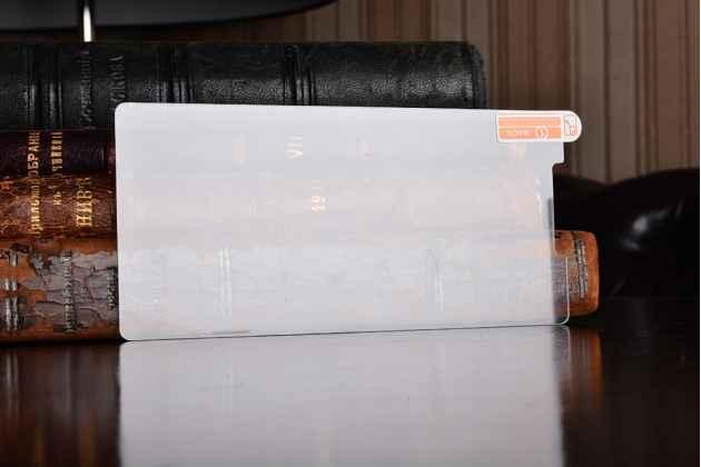 Фирменное защитное закалённое противоударное стекло премиум-класса из качественного японского материала с олеофобным покрытием для телефона Huawei Honor 6X (BLN-AL10) 5.5
