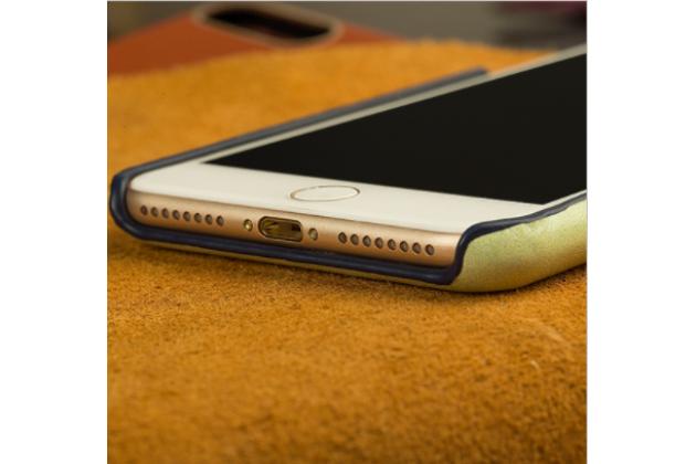 """Фирменная роскошная задняя панель-крышка обтянутая импортной кожей для Huawei Honor 7/ Honor 7 Premium 5.2  тематика """"Лилия"""""""
