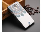 Фирменная роскошная задняя панель-чехол-накладка из мягкого силикона с объемным 3D изображением на Huawei Hono..