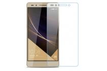 Фирменная оригинальная защитная пленка для телефона Huawei Honor 7/ Honor 7 Premium глянцевая