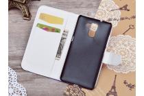 """Фирменный уникальный необычный чехол-книжка для Huawei Honor 7/ Honor 7 Premium  """"тематика Сова"""""""