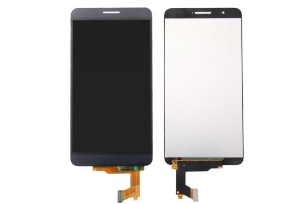 Фирменный LCD-ЖК-сенсорный дисплей-экран-стекло с тачскрином на телефон Huawei Honor 7i 5.2 черный + гарантия