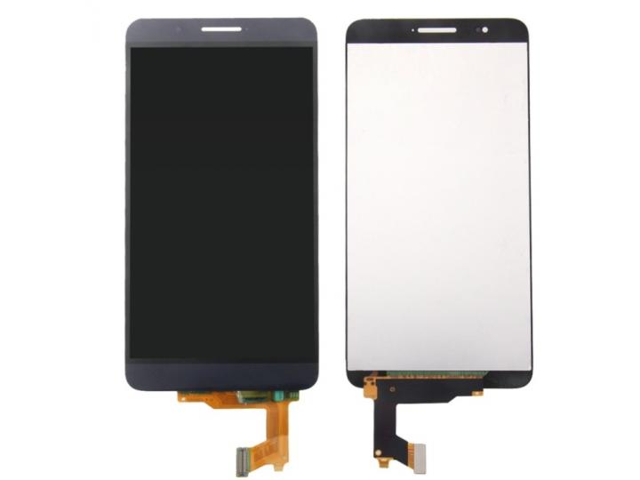 Фирменный LCD-ЖК-сенсорный дисплей-экран-стекло с тачскрином на телефон Huawei Honor 7i 5.2 черный + гарантия..